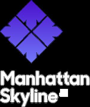 Manhattan Skyline® Vertical Logo